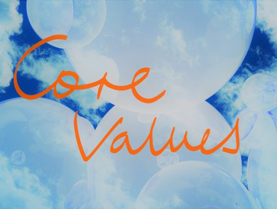 Founders: Why core values are not a luxury