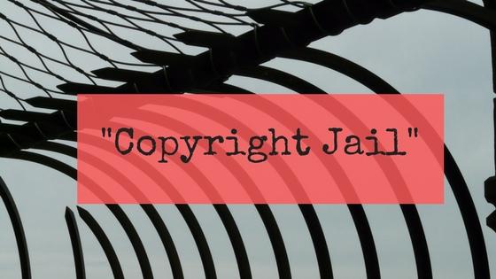 Copyright jail